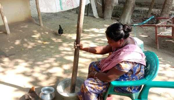 বিলুপ্তির পথে বাঙালির ঐতিহ্যবাসী গৃহস্থালী উপকরণ 'গাইল সেপাট'