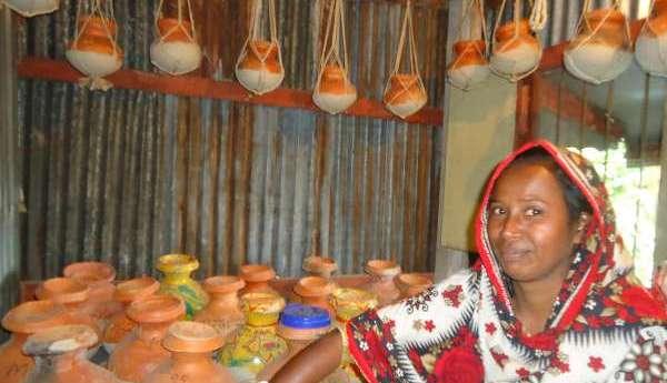 করোনা দুর্যোগ মোকাবেলায় কৃষকের বন্ধু হাওর বীজঘর