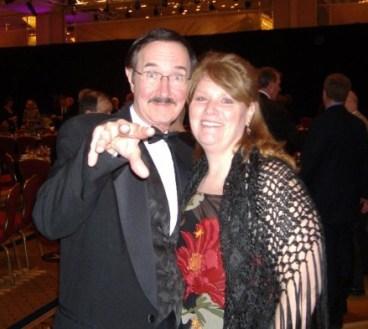 Felicia Barlow Clar With Count Gore DeVol Dick Dyzel