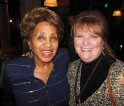 Felicia Barlow Clar With Marla Gibbs