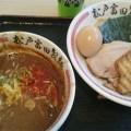松戸富田製麺,ラーメン,三井アウトレットパーク木更津,つけ麺