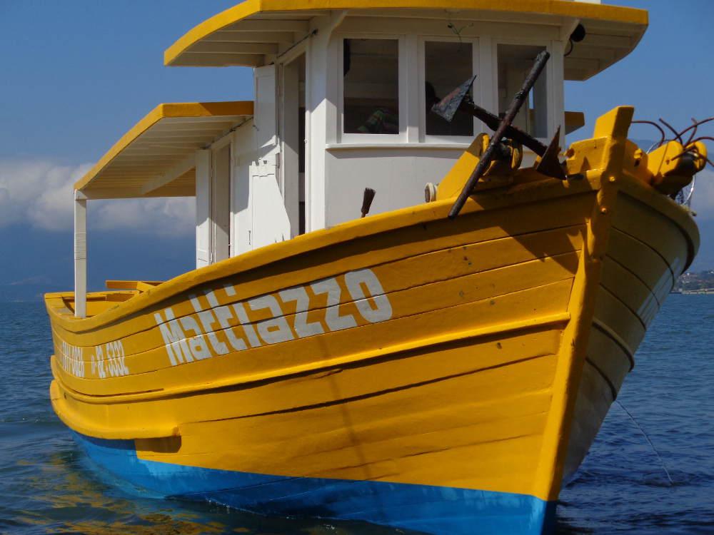 pescaria barco Mattiazzo