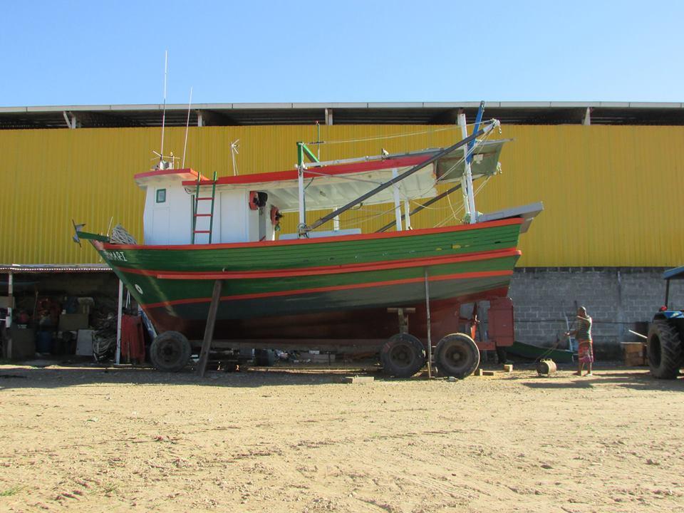 aluguel de barco