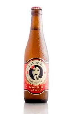 La Virgen Madrid Lager
