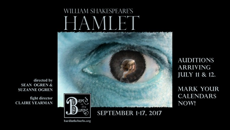 Hamlet Ad - Auditions