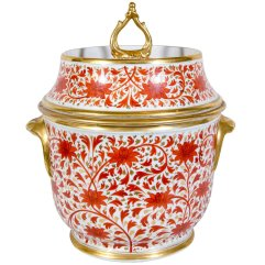 Coalport Ice Pail, 19th c.