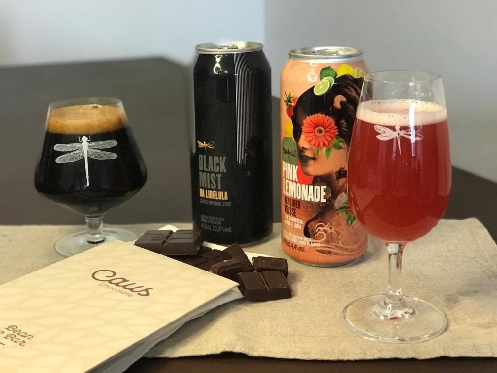 Dádiva e Caus Chocolate promovem degustação