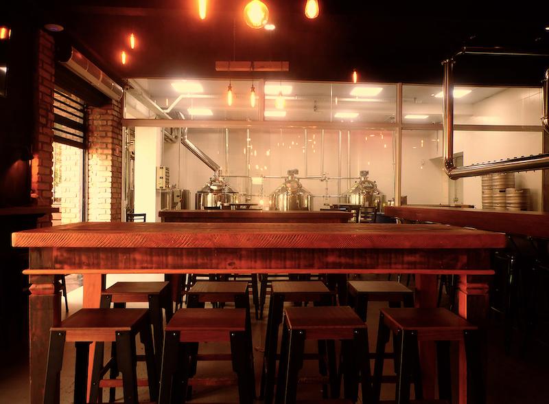 SOMA Cervejaria inaugura brewpub com decoração cervejeira