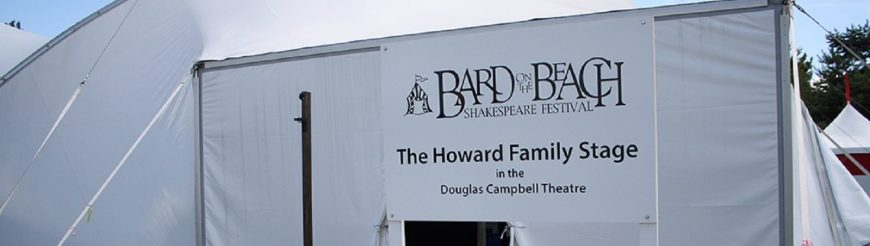 Howard Family Stage, Bard on the Beach