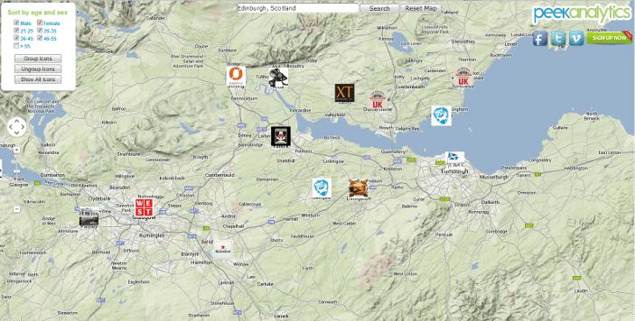 Beer In Scotland: Interactive Beer Map (2/2)