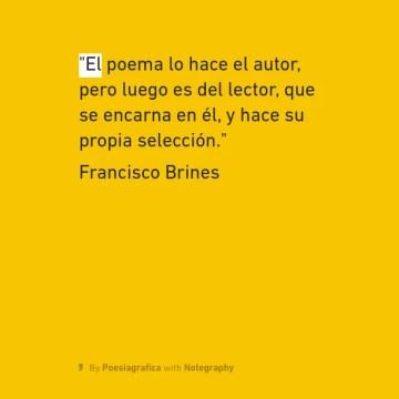 Poesía en imágenes en Bardulias: Francisco Brines