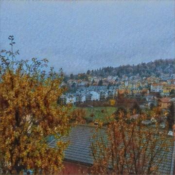 Poesía en Bardulias: Sombras tardes húmedas