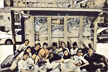 Poesía en Bardulias: Días de Colegio