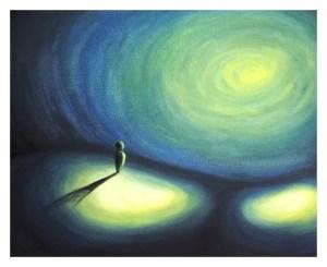 Poesía en Bardulias: Quiero estar solo