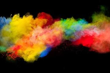 Poesía en Bardulias: Cuatro colores