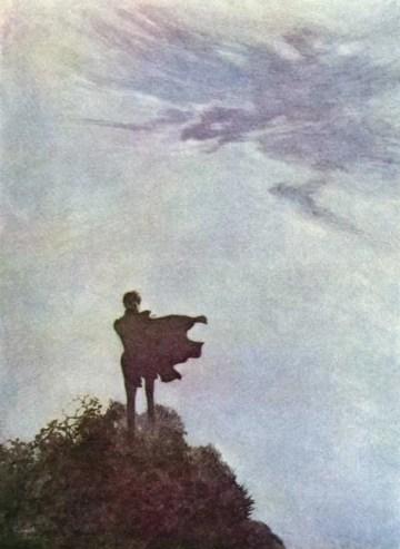 Poesía en Bardulias: Canto de rabia y pena