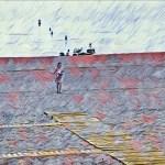 Poesía en Bardulias: Niños del mar