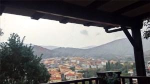 Poesía en Bardulias: Cuando Llueve en Cercedilla