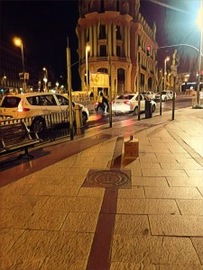 Poesía en Bardulias: Tengo ganas de Madrid