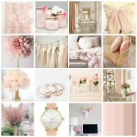 COLOR INSPIRATION: BLUSH