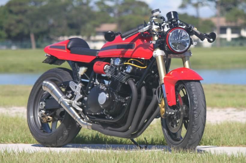 1982    Yamaha    Xj650    Maxim    Bobber     Kayamotorco