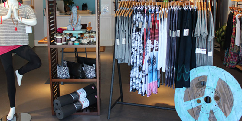 barefoot athleisure store in Spring Lake NJ