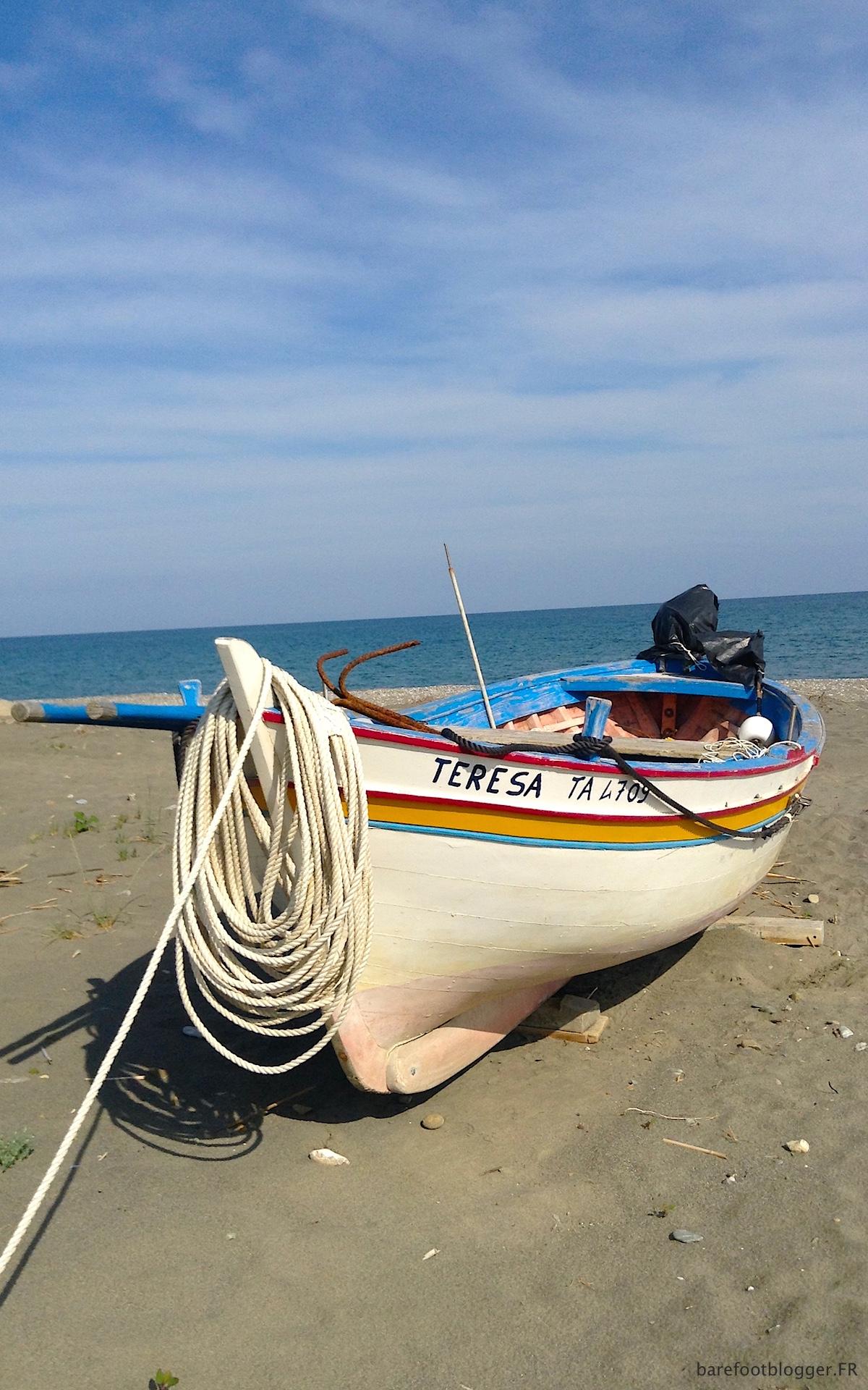 Off Italy's Beaten Track: Nova Siri and the Ionian Sea.