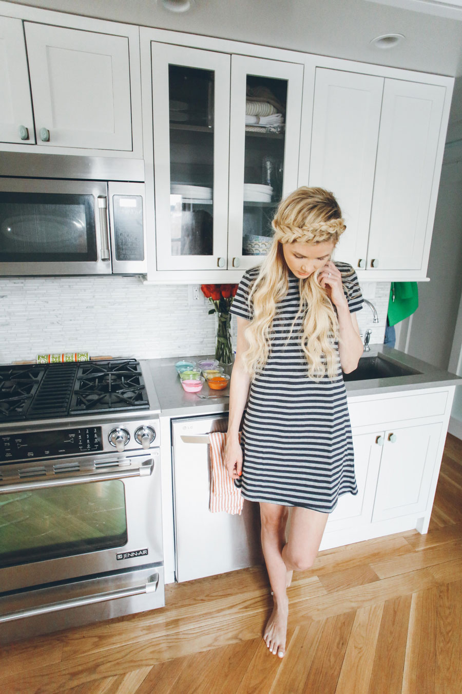 Life Is Good Barefoot Blonde By Amber Fillerup Clark