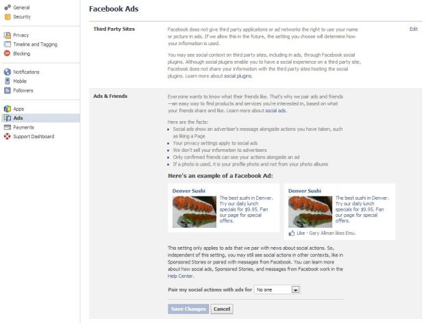 how to change photo privacy in facebook