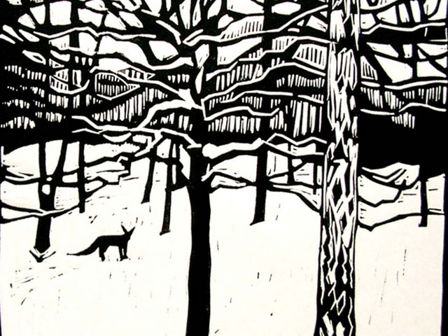 LINO PRINTING WITH LEE STEVENSON Barefoot Cornwall