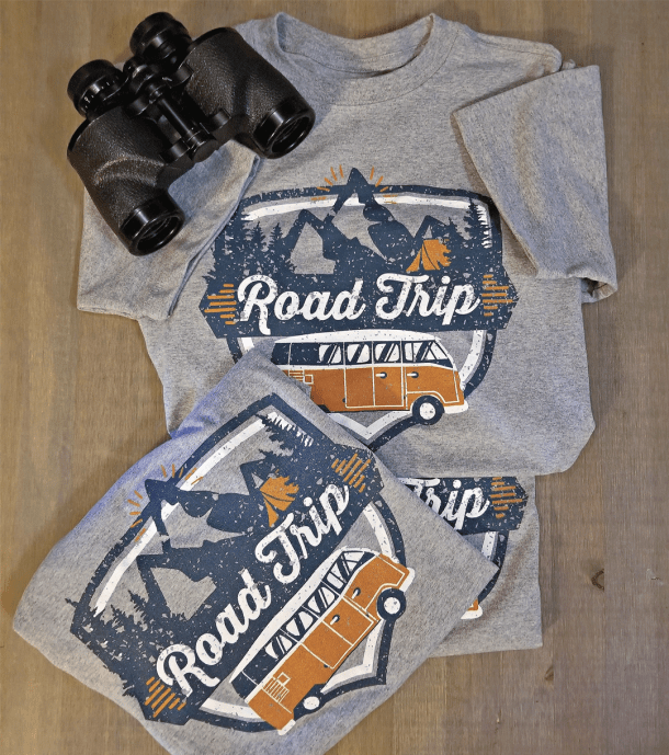 Road Trip Youth Tee