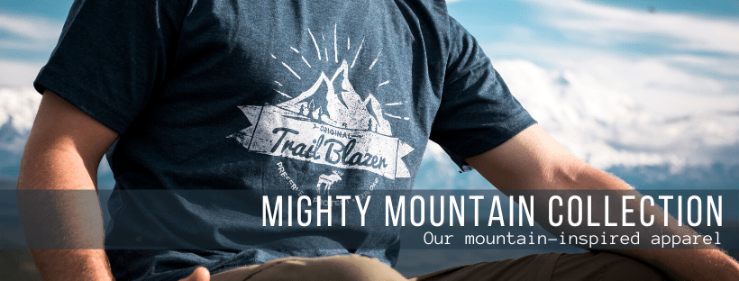 Mighty Mountain Collection Shop Page