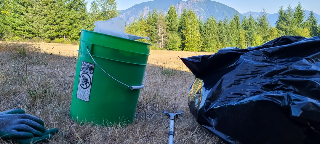 Mountain Cleanup