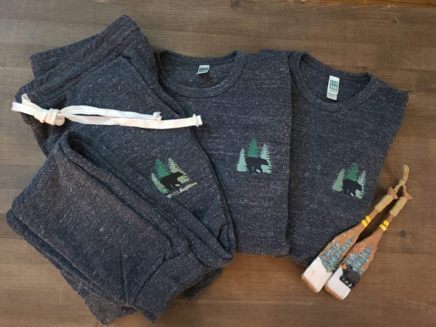 Evergreen Bear Thermal and Joggers