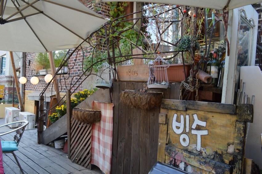 Flee Market Cafe?