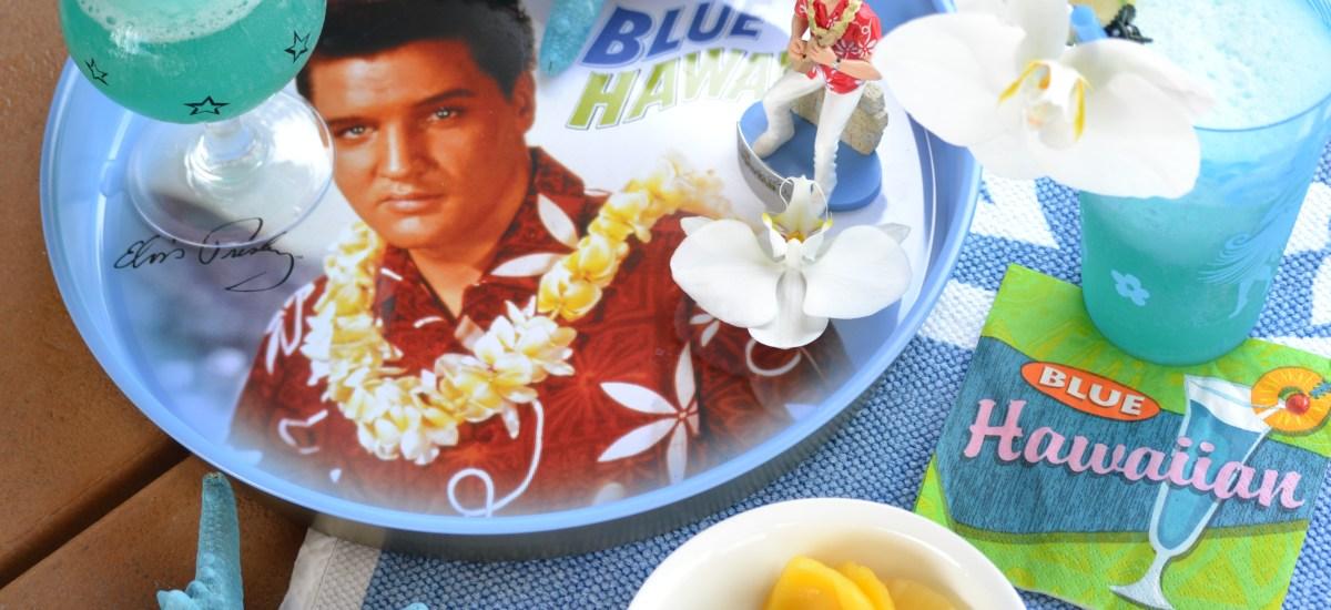 Blue Hawaiian's and Huli Huli Chicken