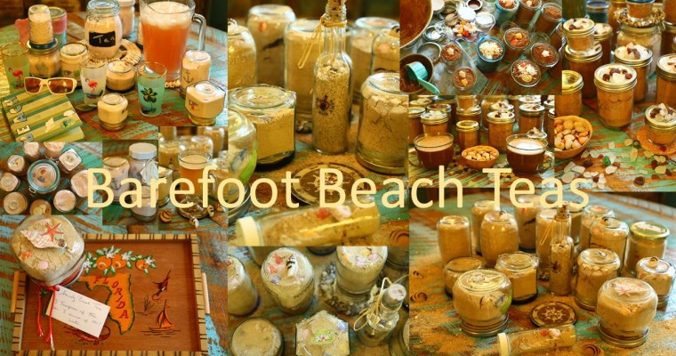 Barefoot Beach Teas