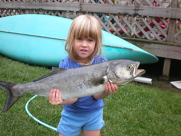 Julia and seven pounder