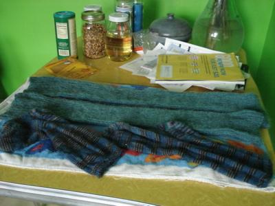washing-handknits