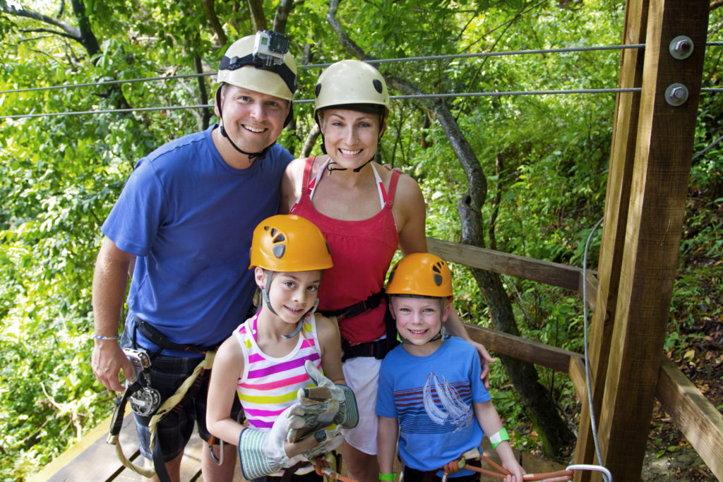 travel to belize with kids