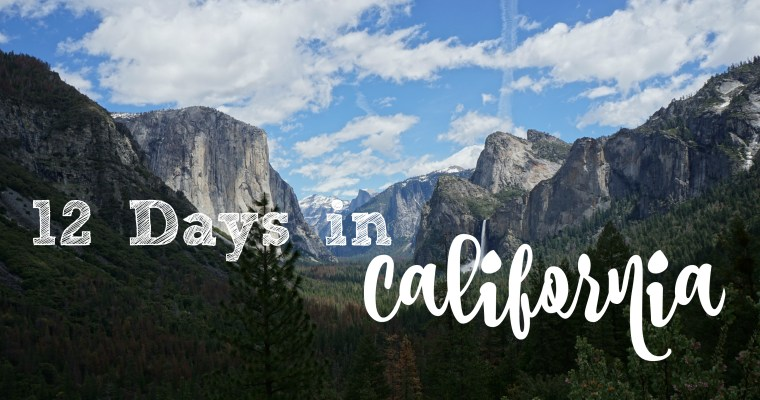 12 Days in California: Van Life in the Golden State