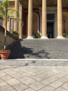 Teatro Massimo (Gudfaren del 3)