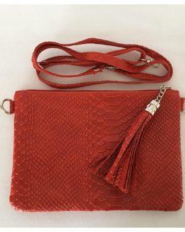 Clutch rød