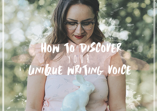 How to Discover Your Unique Writing Voice