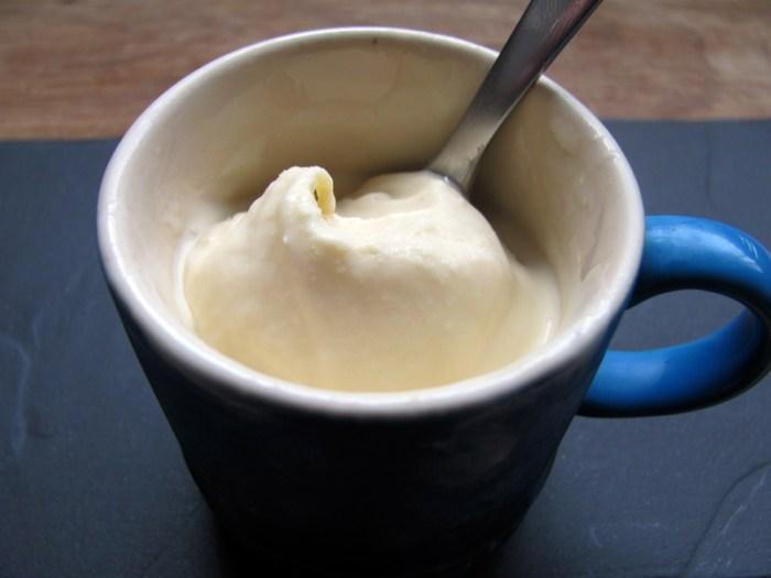 Alcoholic Honey Jack Ice Cream
