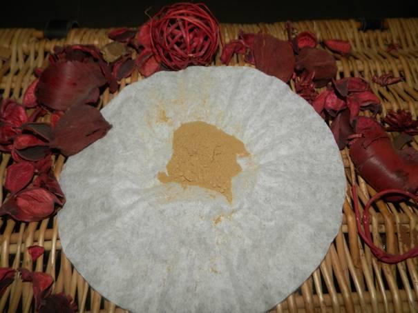 Delicious Strawberry and Chocolate mask - Camu Camu Powder
