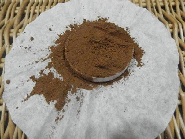 Delicious Strawberry and Chocolate mask - Cocoa Powder