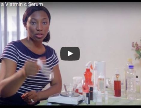 Making Vitamin C Serum (Video)