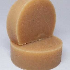 Rhassoul Clar & Rice Milk Solid Shampoo Bar