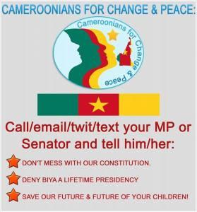Cameroon Change